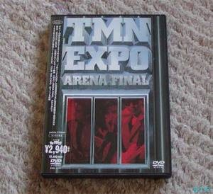DVD TMN EXPO ARENA FINAL