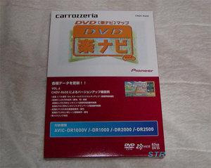 購入したカーナビのバージョンアップディスク