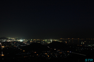 夜景の撮影に挑戦