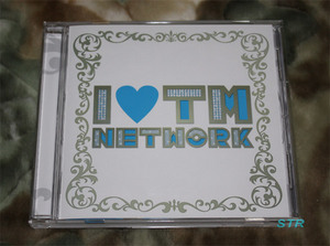 CD「I LOVE TM NETWORK」を購入 しかし・・・