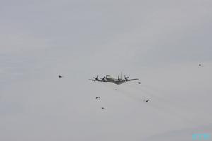 海上自衛隊徳島航空基地開隊50周年記念行事