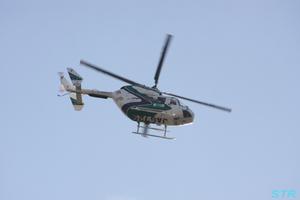 再び回生病院のヘリ離着陸を目撃