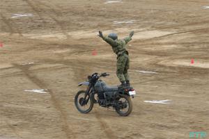 オートバイドリル