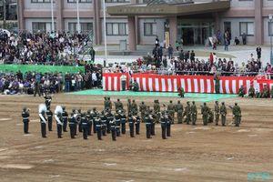 善通寺駐屯地開設59周年記念行事