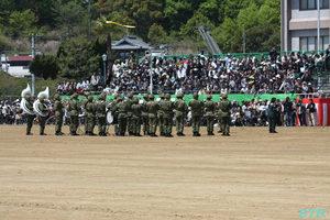 善通寺駐屯地開設60周年記念行事