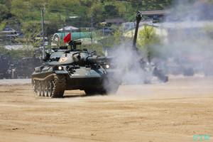 模擬戦闘訓練