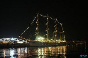 帆船日本丸 in サンポート高松