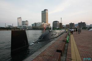 潜水艦くろしお