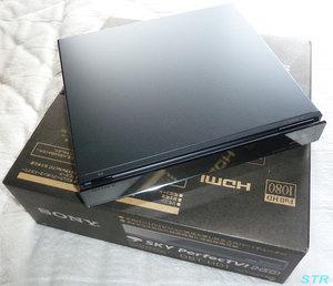 スカパーチューナー ソニー DST-HD1 購入