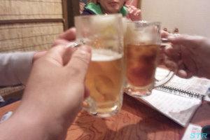 高校時代のクラスメイトと飲み会