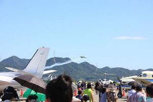 航空フェア2011 in 岡南飛行場 その3