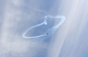 さかいで塩まつり2011 ウィスキーパパ展示飛行