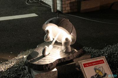 むれ源平石あかりロード2011