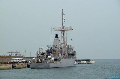 米海軍掃海艦 パトリオット