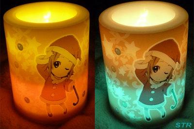 けいおん!!LEDキャンドル
