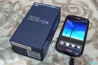 ドコモ GALAXY SⅢ SC-06D 購入