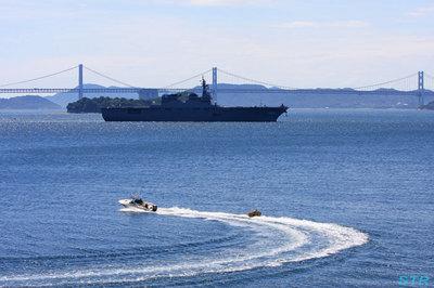 海上自衛隊護衛艦いせ