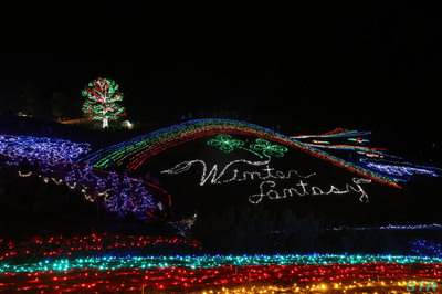 まんのう公園ウィンターファンタジー2012