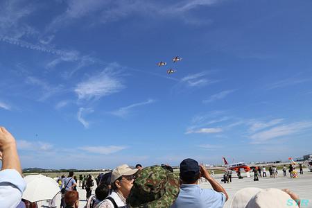 海上自衛隊徳島航空基地開隊55周年記念行事
