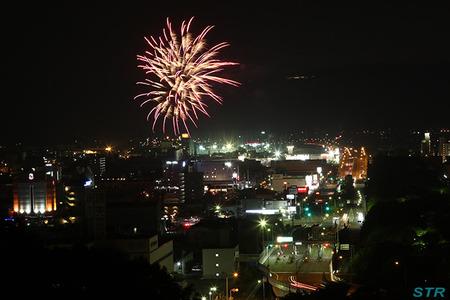 坂出自動車学校 第3回謝恩花火祭