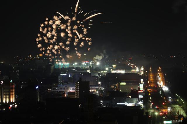 坂出自動車学校 第6回謝恩花火祭