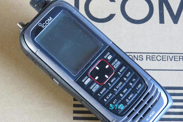 受信機 アイコム IC-R30 購入