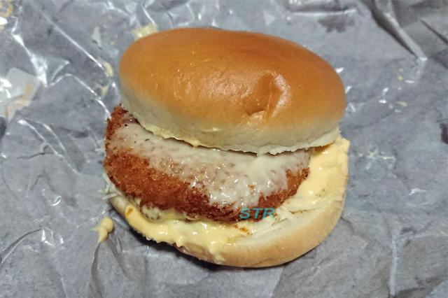 マクドナルドの濃グラコロ チーズフォンデュ