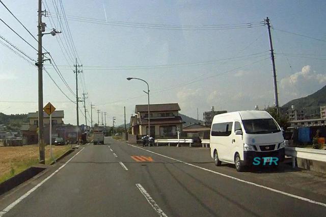 丸亀市飯山町東坂元でネズミ捕り