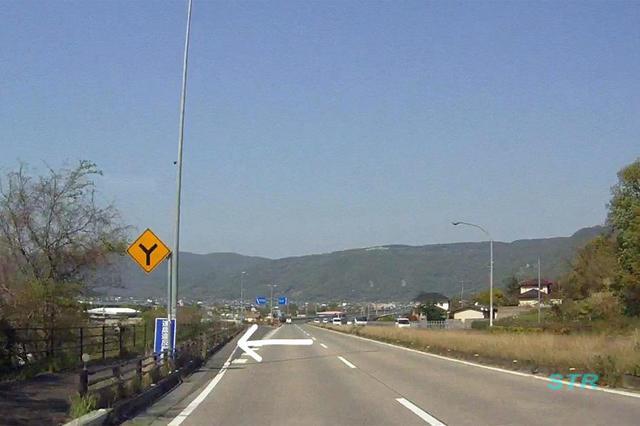 坂出市加茂町 国道11号線新綾川橋付近で可搬式オービスによる取締り